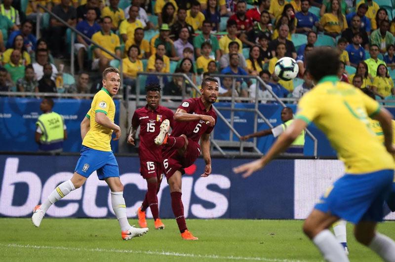 La Selección de Venezuela ha tenido en el VAR su mejor aliado en la Copa América