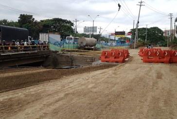 Anuncian nuevos cambios viales por obras de ampliación de la vía Cali – Jamundí