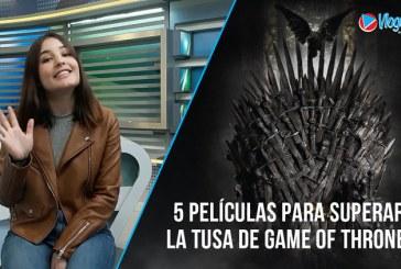 Películas recomendadas para superar la 'tusa' de Game Of Thrones
