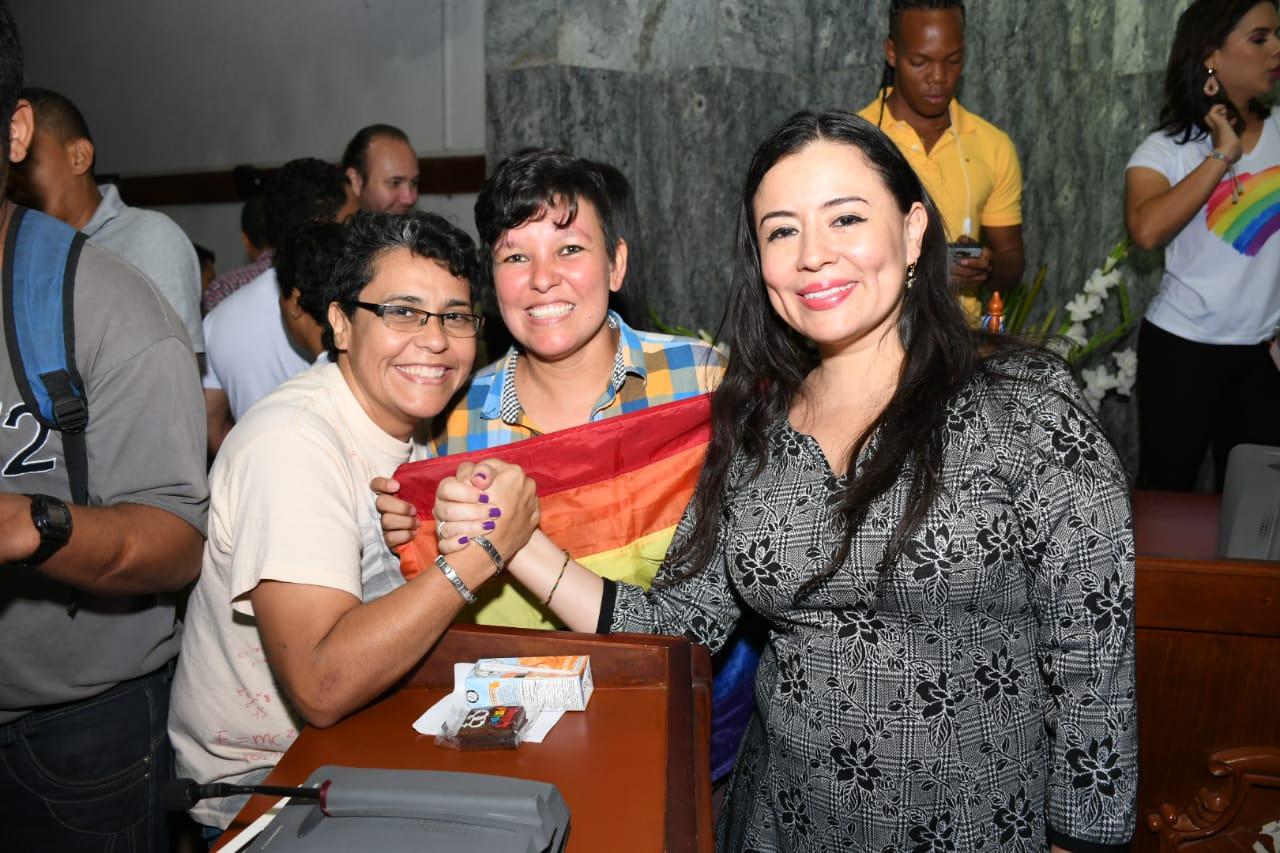 Política pública destinará $1.200 millones a la comunidad LGBTI