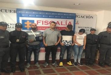 """Cárcel a cuatro presuntos integrantes de la banda delictiva """"Los Ibéricos"""""""