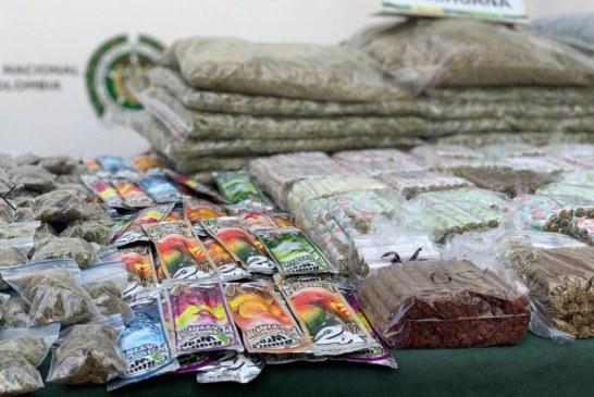 Cae banda delincuencial que usaba menores para venta de drogas
