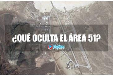 ¿Qué oculta el Área 51?