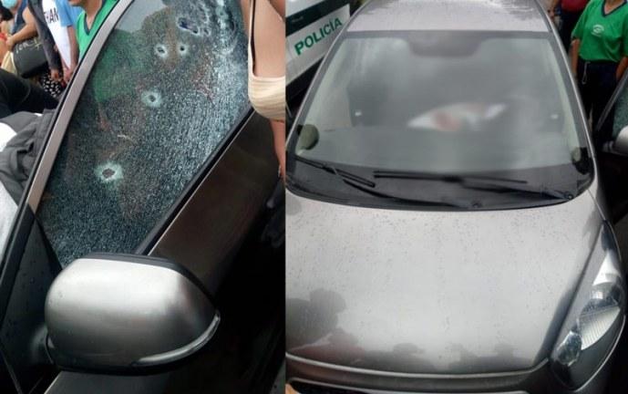 Atentado sicarial en el norte de Cali deja un hombre muerto y una mujer herida