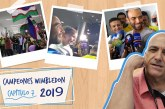 Triunfo colombiano en Wimbledon 2019