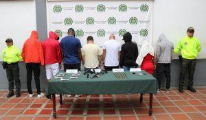 Los escalofriantes audios que permitieron la captura de 'Los Juniors' en Cali