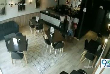 Video: buscan a responsables de hurto millonario en reconocido hotel del sur de Cali