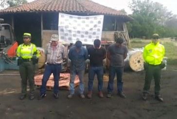 Autoridades recuperaron 59 toneladas de cobre que habían sido hurtadas en Buenaventura