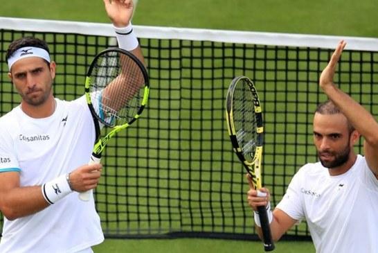 Cabal y Farah, primeros colombianos en ganar un Wimbledon