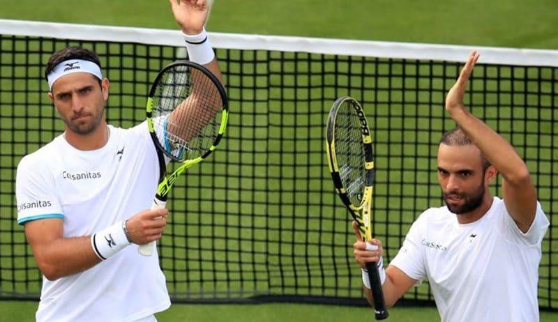 El tenista Juan Sebastián Cabal logró recuperarse del Covid-19