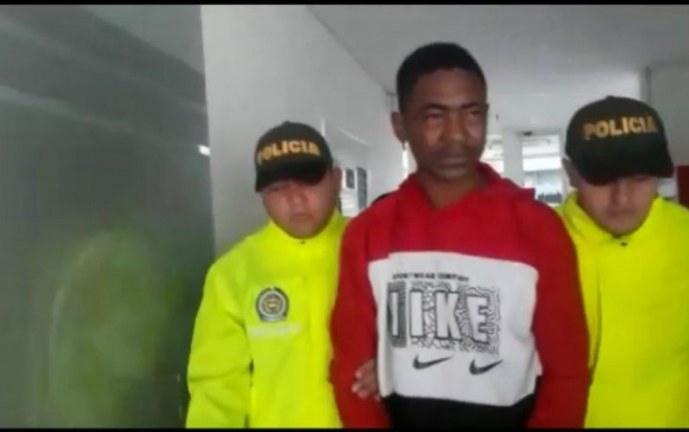 Capturado 'Lalo', presunto integrante del grupo delincuencial 'La Local' de Buenaventura