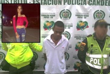 Capturan y envían a la cárcel a presunto feminicida de Lina Jaramillo en Candelaria