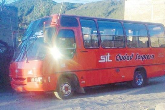 Alertan por aumento de robos dentro de buses en Pasto