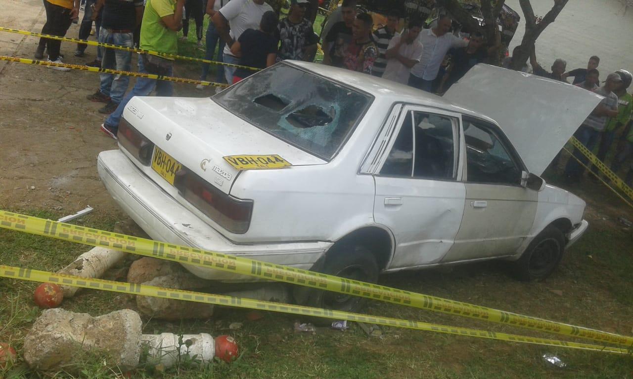 En video: conductor, al parecer ebrio, arrolló a 19 personas en La Cumbre, Valle