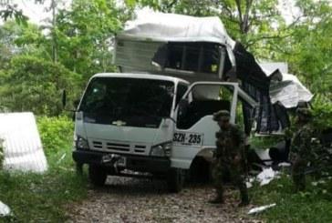 Al menos dos militares muertos y otros más desaparecidos tras emboscada en Cumbitara, Nariño