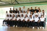 Deportivo Cali presentó en la sede campestre de Pance su equipo femenino
