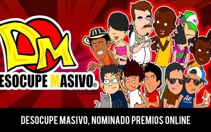 Talento caleño, a flote con Desocupe Masivo en los Premios Online