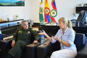 Director Nacional de la Policía acoge erradicación de cultivos de coca en Jamundí
