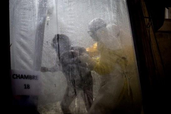 En fotos: Así es la lucha contra el Ébola en el Congo