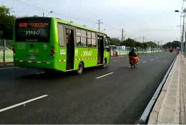 Habilitaron tres carriles de la nueva obra de ampliación en la vía Cali – Jamundí