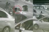Apuntándole en la cabeza, ladrones robaron a menor de 9 años en Cali
