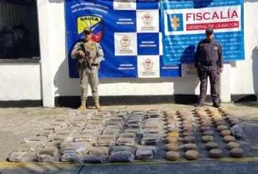 Incautados más de 100 kilogramos de marihuana en vivienda al oriente de Buenaventura