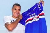 Jeison Murillo es el nuevo jugador del Sampdoria de Italia
