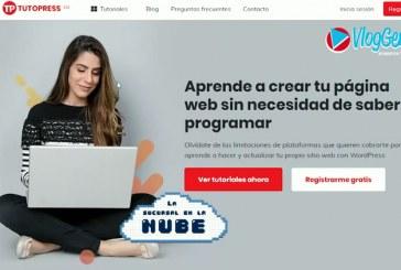 App con sabor a Chontaduro: diseña tu sitio web con Tutopress