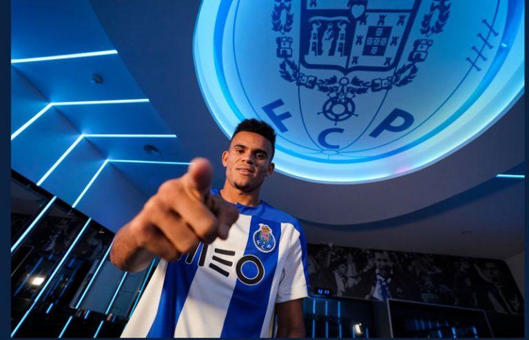 """Luis """"El Guajaro"""" Díaz ya fue presentado como nuevo jugador del Porto de Portugal"""