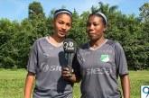 'Las Rodallega', madre e hija competirán en la Liga Femenina con el Deportivo Cali