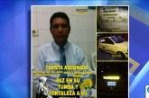 Ofrecen millonaria recompensa para dar con menor de 13 años que asesinó a taxista