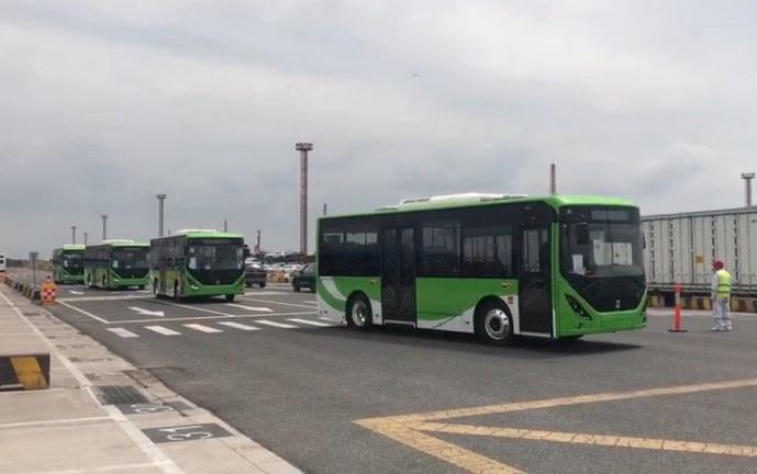 Cali se convierte en la primera ciudad en implementar buses eléctricos en el país