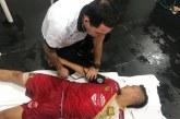 ¡Polémica! Jugador de Rionegro Águilas tuvo que salir del partido por 'golpe de calor' tras temperaturas de casi 40 grados