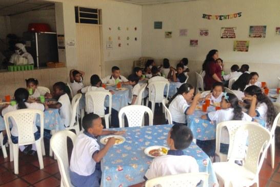 Programa de alimentación escolar recibirá 111.000 millones de pesos para colegios del Valle