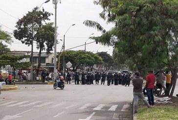 El ESMAD no podrá intervenir en las protestas pacíficas de este miércoles