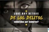 Informe especial: ¿Qué hay detrás de los delitos cometidos por menores? Parte 1