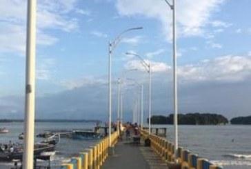 Luego de la remodelación, Muelle de Juanchaco se convierte en la puerta del turismo del Pacífico