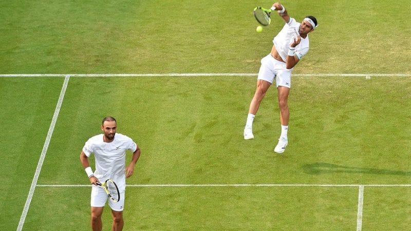 Cabal y Farah debutaron con triunfo en el US Open