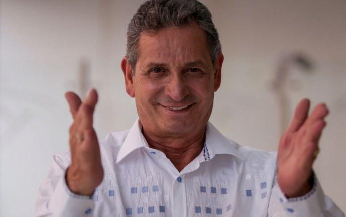 En video quedo registrado escándalo de Darío Gómez en Pasto