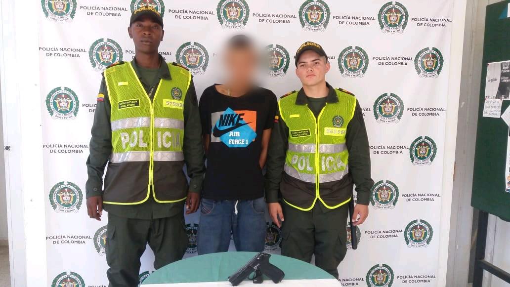 Capturan a hombre que había robado millonaria suma de dinero en Parque El Ingenio