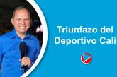 #Los120SegundosDelGato triunfazo del Deportivo Cali