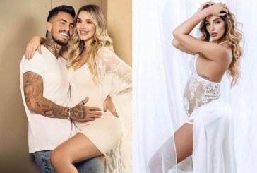 A través de redes sociales, Melina Ramírez y Mateo Carvajal confirmaron la ruptura de su relación