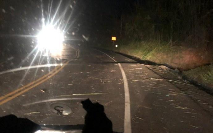 Vía Panamericana en el Cauca resultó afectada tras detonación de explosivo en Santander