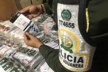 Autoridades han incautado más $2.700 millones en mercancía de contrabando en Valle