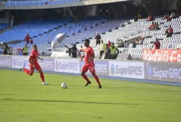 Bogotá fue la 'casa' de América tras derrotar a Independiente Santa Fe