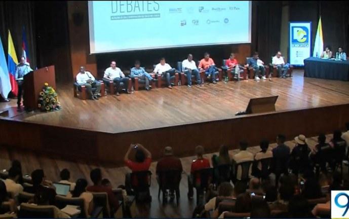 Candidatos a la Alcaldía de Cali presentaron propuestas en movilidad e infraestructura