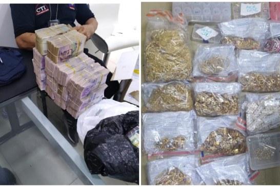 Caen 'Los Quilates', red que habría movilizado más de 19 mil millones de pesos en oro