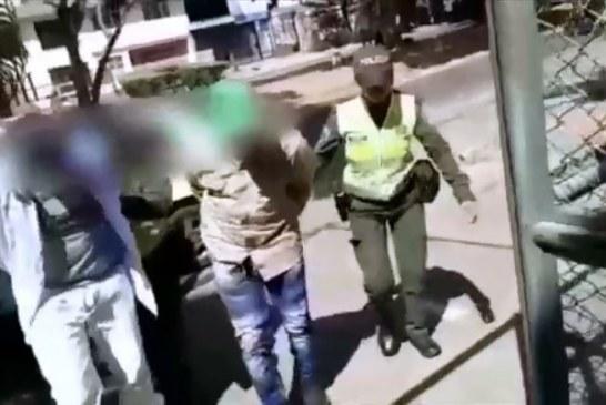 Cayeron en Cali dos hombres señalados de robar fuerte suma de dinero de un casino