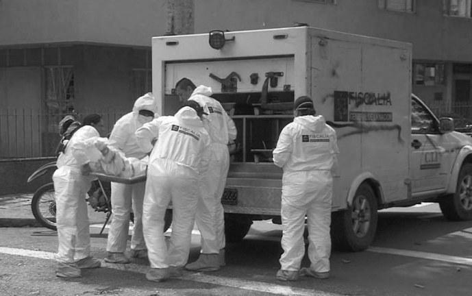 Asesinado hombre mientras aseaba local de su propiedad en Siloé