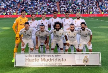 El Real Madrid no afloja el paso en la lucha por el título en partido con Mallorca